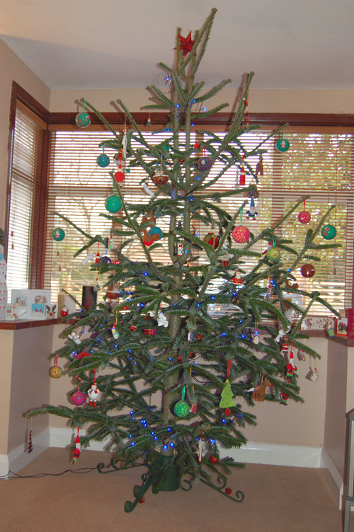 How To Care For Your Christmas Tree To Stop Those