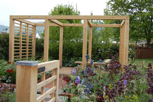 ReSourceGardenpergola