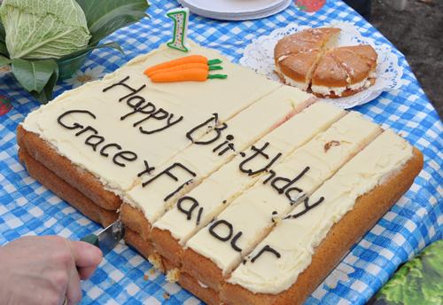 Birthdaycakegrace&flavour