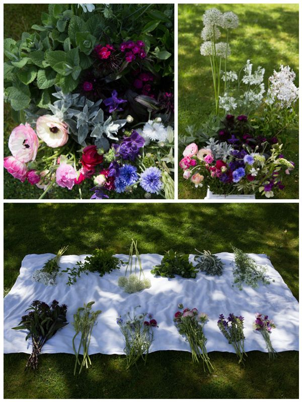 do it yourself wedding flowers using the freshest british flowers to make your own. Black Bedroom Furniture Sets. Home Design Ideas
