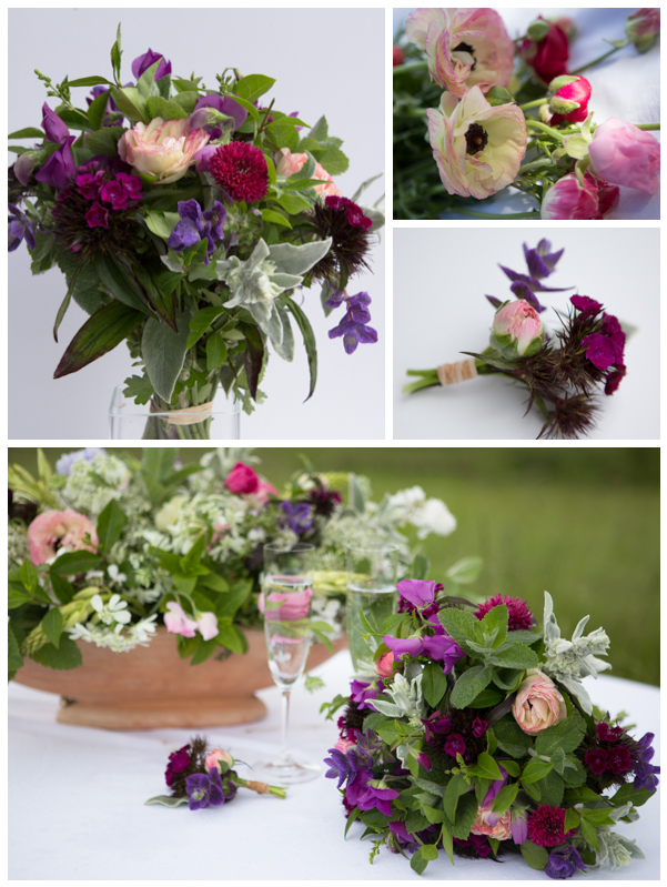 Do it yourself wedding flowers using the freshest british flowers made with diy bucket 2 solutioingenieria Gallery