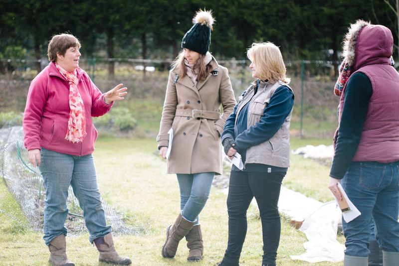 Workshop 2014 field tour