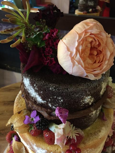 June cake topper
